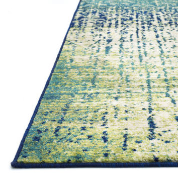 Skye Monet Blue Cascade Rug (x 5) by Alexander. - Pinterest