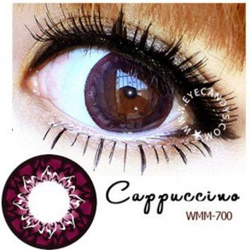 geo café mimi cappuccino violet from eyecandy's   cosmetic