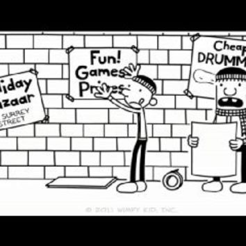 diary of a wimpy kid cabin fever essay