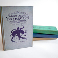 Defense Against the Dark Arts Notebook
