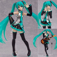 Hatsune Miku Figma 200 PVC Action Figure Collectible Model Toy 14cm CVFG110 Alternative Measures