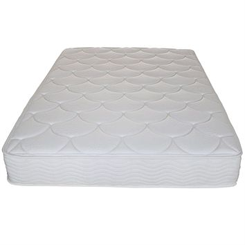 Queen size 8-inch Thick Innerspring Coil Mattress