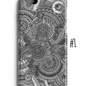 Phone Case - Mandalia iPhone 7 Case iPhone 8 Case Samsung Galaxy - Free Shipping