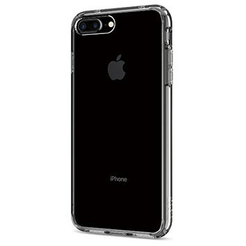 Spigen Ultra Hybrid Case with Air Cushion Technology and Hybrid Drop Protection for iPhone 7 Plus