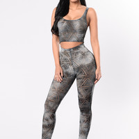 Shade Of Class Jumpsuit - Black