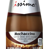 illy issimo Mochaccino Coffee Drink 9.5 oz Bottles - Case of 12