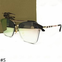 Burberry square half thick frame gradient women sunglasses sunglasses F-AJIN-BCYJSH #5