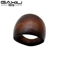 Wood Rings For Men Women Secret Nature Punk Handmade Houten Wooden Ring Jewellery Fashion Jewelry Wedding Christmas Gift Anel
