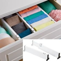 Set/2 Drawer Dividers