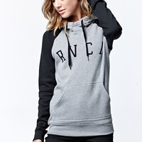 RVCA Arc Pullover Hoodie - Womens