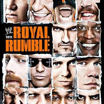 The Miz & John Cena & --WWE: Royal Rumble 2011