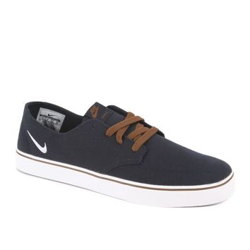 Nike SB Braata LR Canvas Navy Shoes - Mens Shoes - Blue
