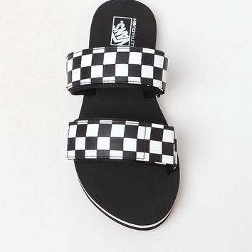Vans Women's Cayucas Slide Sandals at PacSun.com