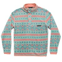 Pisgah Aztec Pullover in Sandstone by Southern Marsh - FINAL SALE