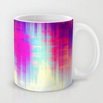 Happy Thoughts Mug by Ornaart