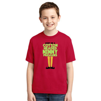 Cotton Headed Ninny Muggins Youth T-shirt