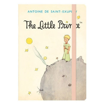 Le Petit Prince Hardcover - Grid Note
