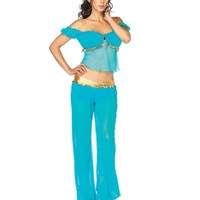 Sexy Arabian Beauty Genie Ladies Costume