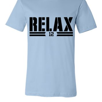 AARON-SAYS-RELAX - Unisex T-shirt