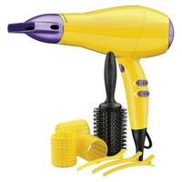 Conair Infiniti Pro Perfect Blowout Kit - Yellow