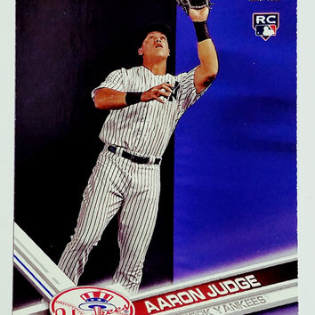 2017 Topps AARON JUDGE ROOKIE CARD #287 Pack Fresh!! RC Yankees, Home Runs, HOT