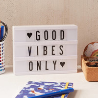 Mini Cinema Light Box | Urban Outfitters
