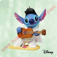 2003 Rock n Roll Stitch Hallmark Ornament