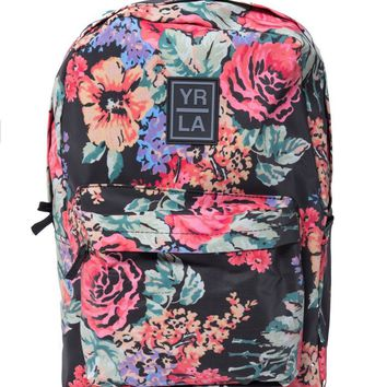 Classic Laney Backpack- Floral