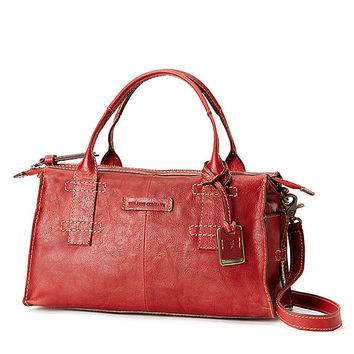 Frye Artisan Zip Satchel | Dillards