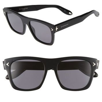 Givenchy 55mm Polarized Retro Sunglasses | Nordstrom