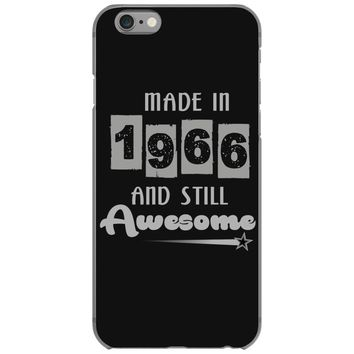 made in 1966 and still awesome iPhone 6/6s Case