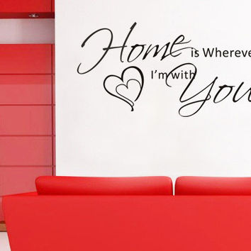BUY ONE GET ONE FREE - Creative Decoration In House Wall Sticker. = 4799103044