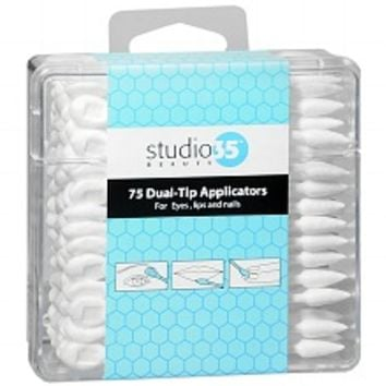 Studio 35 Beauty Dual-Tip Cosmetic Applicators | Walgreens