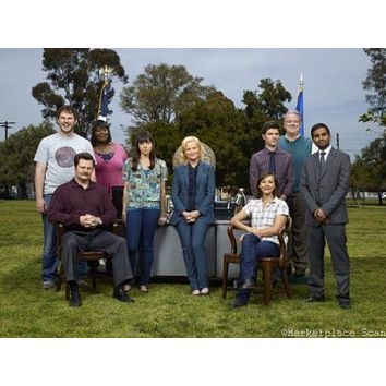 Parks And Recreation Poster 11 inch x 17 inch poster