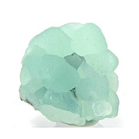 Etsy Transaction -          Aqua Blue Smithsonite Kelly Mine Botryoidal Mineral Specimen Vibrant color