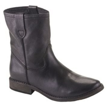 Women's Joelle Genuine Leather Western Ankle Boots