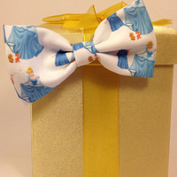 Cinderella Disney Handmade Hair Bow