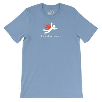 i tred at home Youth Tee