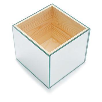 Mirrored Storage Cube