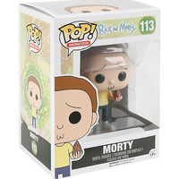 Funko Rick And Morty Pop! Animation Morty Vinyl Figure
