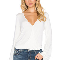 De Lacy Adele Top in White