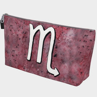 Scorpio astrological sign Makeup Bag Makeup Bag
