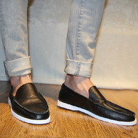 Casual Men's Genuine Leather Loafers