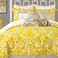 Trina Turk Bedding, Ikat Comforter and Duvet Cover Sets - Dorm Bedding - Bed & Bath - Macy's