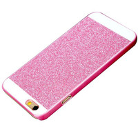 Apple iPhone 5C Pink Glitter Phone Case