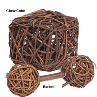 Shred-a-Stack Toys for Small Pets: Small Pet Toys