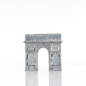 Arc de Triomphe Saving Box Hancrafted Architecture Models