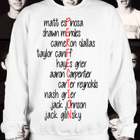 Magcon Is Perfection Crewneck Sweatshirt