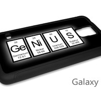 Genius Periodic Table of Elements Case - iPhone 5,6,6+, Samsung S4, S5