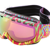Electric Eyewear EGK'14 Neon Zebra - Bronze/Pink Chrome - Zappos.com Free Shipping BOTH Ways